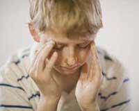 Miért fáj a gyerekek feje?