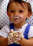 Édességek gyermekkorban